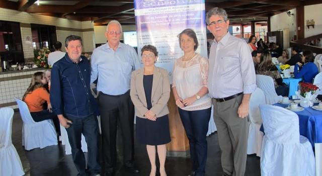 Café Sensorial reuniu representantes da Câmara, Prefeitura de RC e Fecomerciários