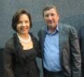Secretária de Estado da Pessoa com Deficiência, Linamara Battistella com Júlio Lopes