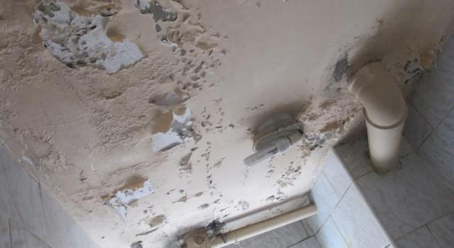 Júlio Lopes esteve no local comprovou problemas graves no apartamento da Dona Zilda