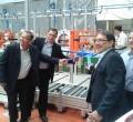 Representantes do Legislativo, Executivo e Acirc em visita a Whirlpool