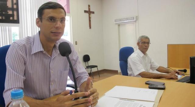 Anderson Christofoletti e Geraldo Voluntário integram a Comissão de Direitos Humanos
