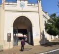 Marquise do Mercado Municipal apresenta problemas em vários pontos