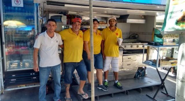 Luciano Bonsucesso apresenta requerimento após reuniões com comerciantes